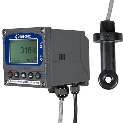 1/4 DIN Toroidal Transmitter