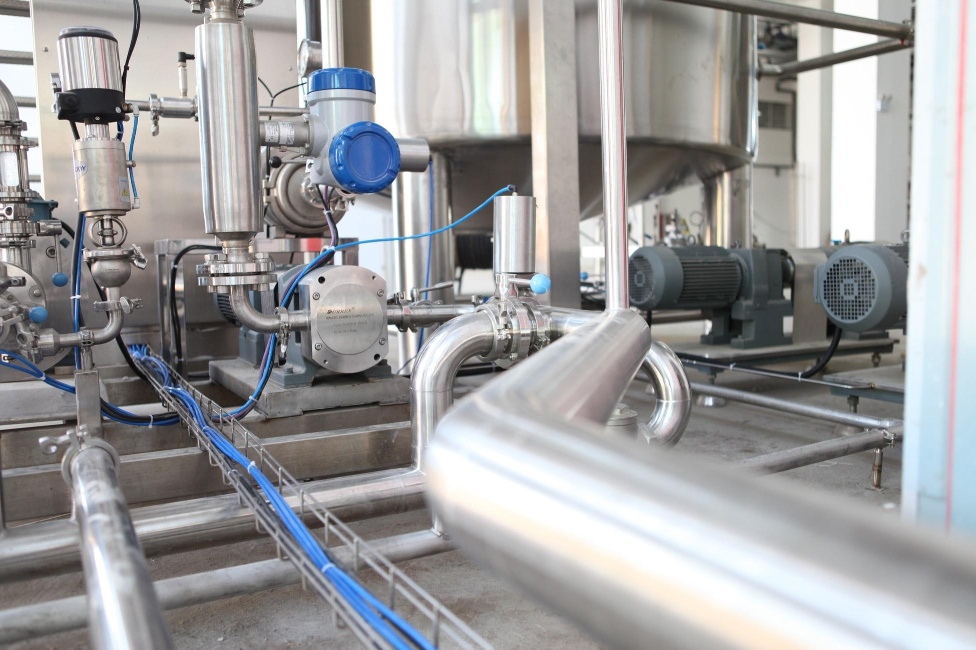 Dissolved Oxygen in Industrial Plants