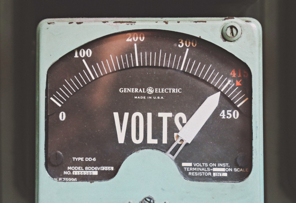 electricity volts