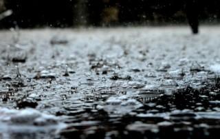 groundwater raining