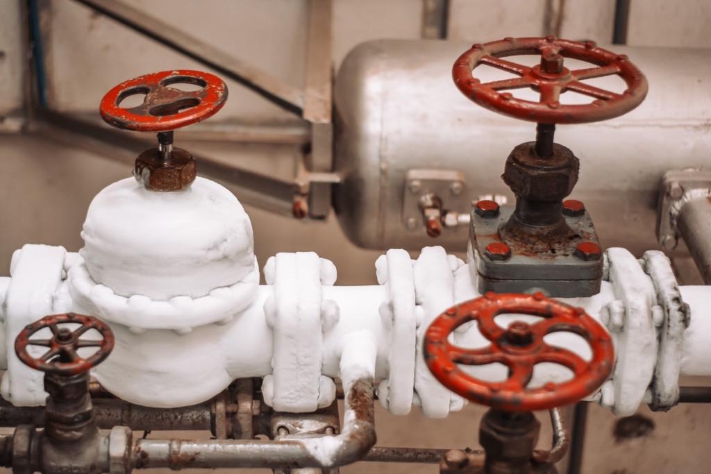 boiler blowdown on wastewater treatment