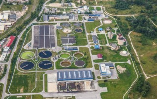 aeration in wastewater